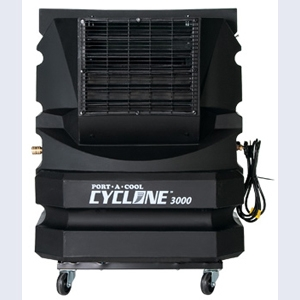 Port-A-Cool Cyclone 3000 Evaporative Cooler