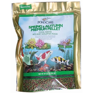Aquarium Pharmaceuticals Spring and Autum Premium Pellets