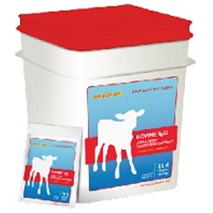 Bovine IgG Colostrum Replacement for Calves