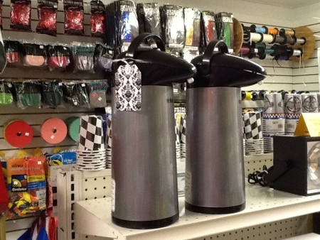 Beverage Pump Carafes