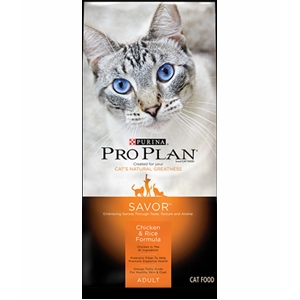 Pro Plan Savor Chicken & Rice Formula for Adult Cat