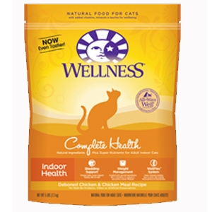 Wellness® Complete Indoor Cat Health Food