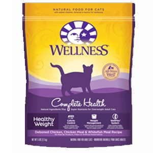 Wellness® Complete Health Healthy Weight Adult Cat Food