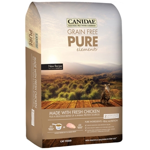 CANIDAE® Grain Free PURE Elements with Fresh Chicken Cat Food