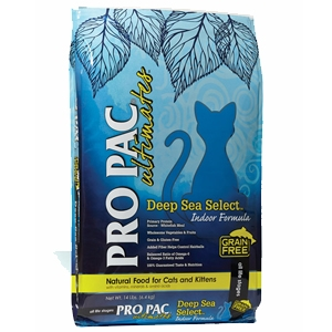 Pro Pac® Deep Sea Select Indoor Grain Free Cat Food