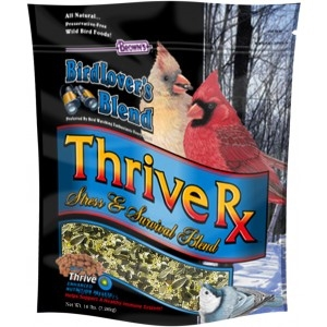 Brown's Thrive RX Stress & Survival Blend Bird Feed