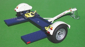 Master Tow Tilt-Bed Car Dolly-2 Wheel