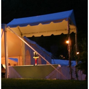 8' x 10' Fiesta Marquee Tent