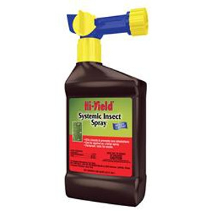 Hi Yield Systemic Insect Spray RTS, 32 oz.
