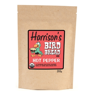 Harrison's Bird Food: Bread Mix- Hot Pepper Treats