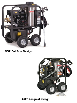 SGP: Portable, Diesel/Oil Heated