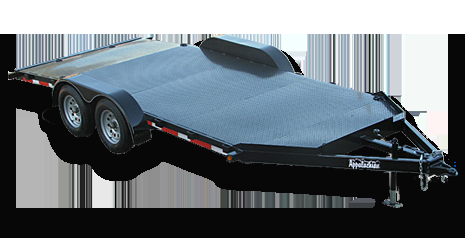 Appalachian Diamond Floor Car Trailers