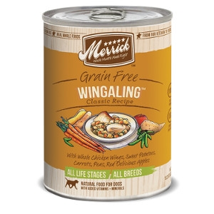 Merrick Wingaling Can Dog Food