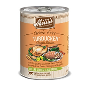 Merrick Turducken Can Dog Food