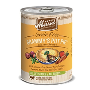 Merrick Grammy's Pot Pie Can Dog Food
