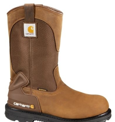 Carhartt 11-Inch Bison Waterproof Work Boot