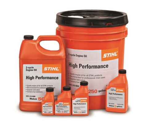 Stihl 2 cycle oil