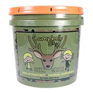 Campbell Girls Deer Sauce Deer Attractant