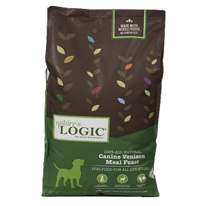 Nature's Logic Natural Venison Canine Formula 15.4 Lb.