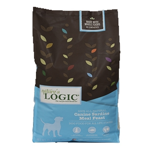 Nature's Logic Canine Dry Kibble Sardine