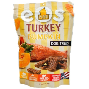 Plato EOS Turkey/Pumpkin 12OZ