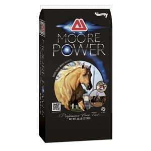 Moore Power 12:8 Pelleted Horse Feed