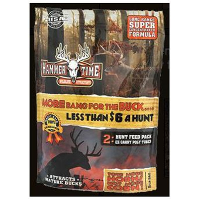 HammerTime Wildlife Attractant