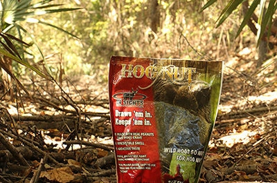 In Sights Hog Nut Attractant, 4 lbs.