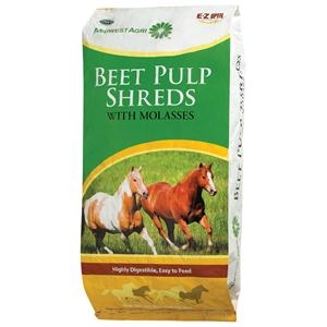 Beet Pulp Shreds with Molasses