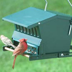 Hertiage Farms Mini-Absolute II® Squirrel Proof Bird Feeder