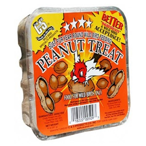 Peanut Treat Suet