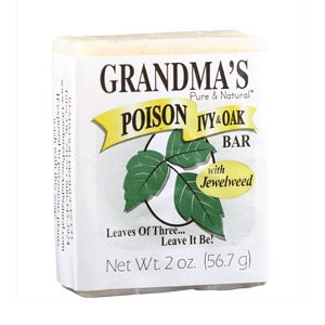 Grandma's Pure & Natural™ Poison Ivy Bar