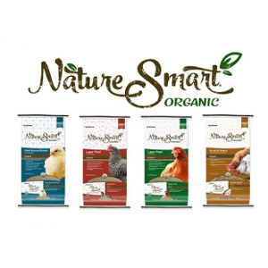 NatureSmart Organic Poultry Feeds