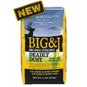 Deadly Dust™ Deer Attractant