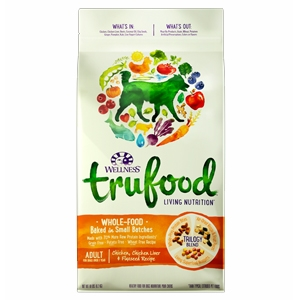 Wellness TruFood Baked Blends-Adult Chicken