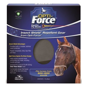 Insect Shield® Repellent Gear from Opti-Force™ for Horses