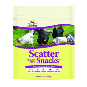 Scatter Snacks™ Poultry Treats