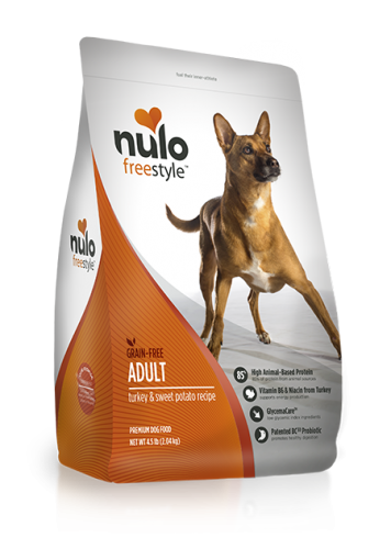 Nulo Freestyle Adult Dog Turkey & Sweet Potato