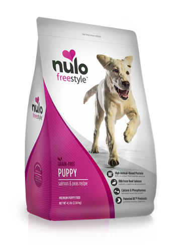 Nulo Freestyle Puppy Salmon & Peas