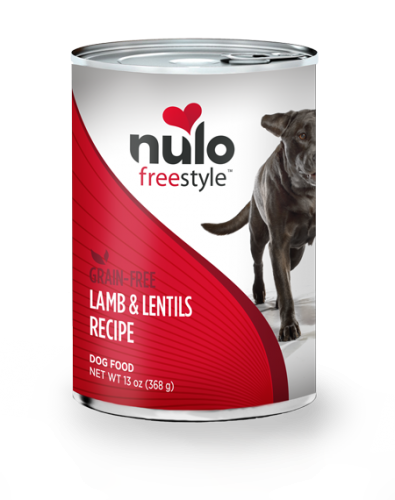 Nulo Freestyle Dog Lamb & Lentils Canned