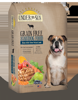 Under The Sun Grain Free Weight Management Dry Formula