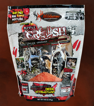Apple Crush - Deer Attractant