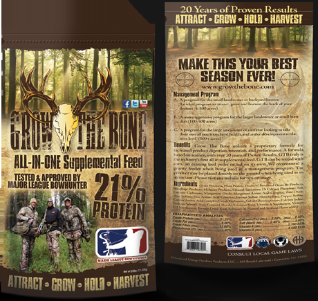 Grow the Bone - Deer Attractant and Supplement