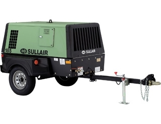 Sullair Diesel Air Compressor