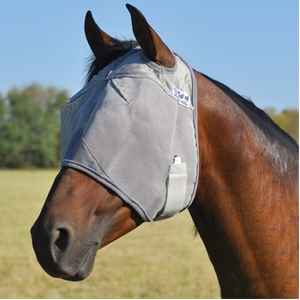 Crusader ™ Fly Protection Mask for Horses