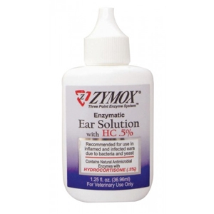 Zymox Ear Solution for Pets