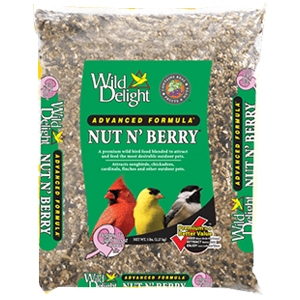 Wild Delight® Nut N' Berry Wild Bird Food