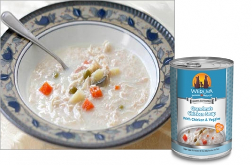 Weruva Grandma's Chicken Soup Canned Dog Food