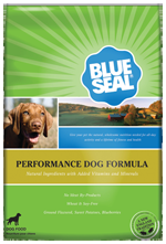 Blue Seal Performance Dog Dry Formula