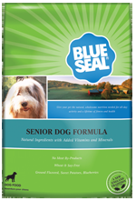 Blue Seal Senior Dog Formula